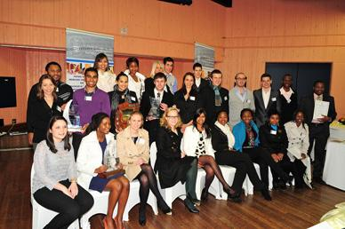 WITS Prizewinners 2011